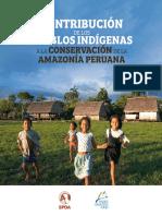 Pueblos Indígenas a La Conservación Del Bosque