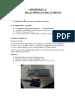 LABORATORIO N 3 Automatizacion
