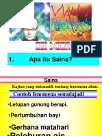 Sains Bab 1