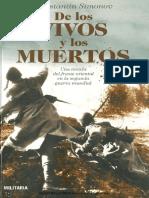 simonov konstantin  De los Vivos y Los Muertos.pdf