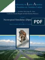 Sixto Coscaron, Cecilia L. Coscaron Arias Neotropical Simuliidae Diptera, Insecta Biodiversidad Aquatica en America Latina 2007