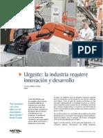 1C16-S14-La industria requiere Innovacion y desarrollo-Nestor Carreño