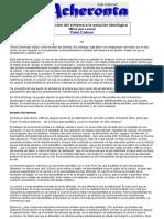 De La Invención Del Síntoma a La Solución Ideológica (Marx Por Lacan) - Pablo Fridman