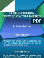 Prevencion Tratamiento III