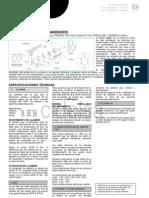 gavion caja especificaciones