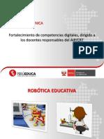 2 Robótica Educativa