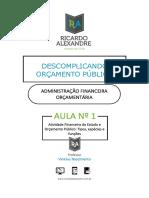 AFO Ricardo Alexandre