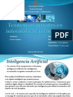 Tendencias Actuales en Informática y Tecnología. Informatica II