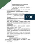 Analisis de Los Mercados de Negocios y de Laconducta Del Compradfor en Elambito Empresarial