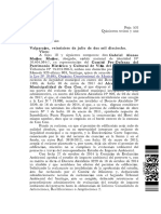 Fallo Corte Apelaciones Valpo a Recurso de Ilegalidad Punta Piqueros (2018)