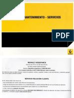 Manual de Garantia - Mantenimiento - Servicios de Renault.pdf