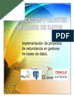 replicacion y cluster de bases de datos.pdf