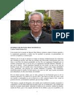 P Manuel Díaz Mateos SJ (Homilía P Carlos Cardó SJ)