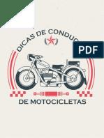 Dicas de condução de motocicletas