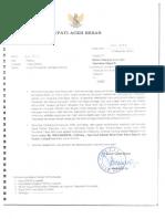 04 Juni 2018 - Pemda Aceh Besar