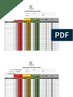 HRG Grading System