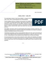 160710 Juba Crisis – July 10(3)