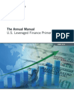 Leveraged Finance Annual Manual