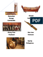 Southeast Asia Instrument