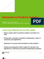 PredictiveAnalytics Part1 2016 Handout