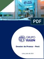 Dossier de Prensa EULEN Perú 2015