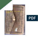 Nalapat Notebook 1926-27