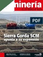 Revista minería chilena 401