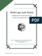 Tema&SubTema K 13 1Juni2018