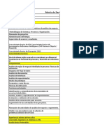 Plan Fundamental de Senalizacion Nacional
