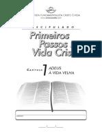 Discipulado - Primeiros passos na vida cristã.pdf