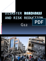 Week 1 Disaster Readiness and Risk Reduction