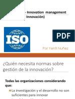 Certificación Iso Tc279