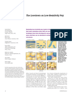 The Lowdown on Low Resistivity Pay