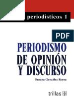 Gonzalez Reyna Susana - Periodismo de Opinion y Discurso book.pdf