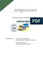 Plan de Capacitacion-2009