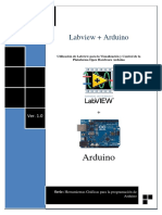 Arduino y LabVIEW