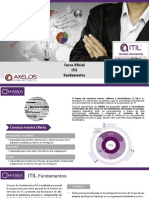 Propuesta ITIL