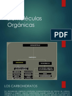 Biomoléculas Orgánicas 4to.pptx