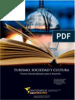 TURISMO SOCIEDAD Y CULTURA (2° Libro Editorial RECINATUR)