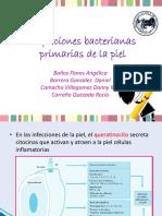 111infecciones de La Piel