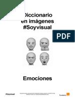 Diccionario emociones