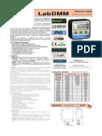 AEP_LabDMM_datablad