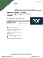 Nosocomial Diarrhea Evaluation And