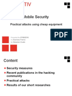 Synacktiv Mobile Communications Attacks