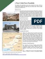 Khyber Pass Celah Para