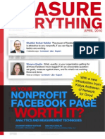 Is Your Nonprofit FaceBook Page Worth It By Shabbir Imber Safdar & Shayna Englin!