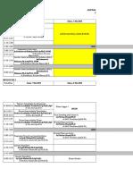 Jadwal Blok Imunologi