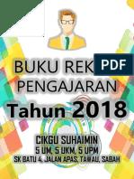 DIVIDER BUKU REKOD PENGAJARAN 2018 - CIKGUSUHAIMIN.COM v02.pptx