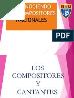 compositores peruanos