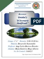 UNIDAD 4 Desarrollo Sustentable